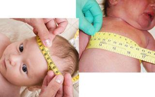 Рекомендации о том, как измерить ребёнка