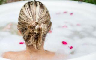 Как принимают лечебные ванны?