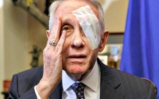 Как называется повязка на один глаз?