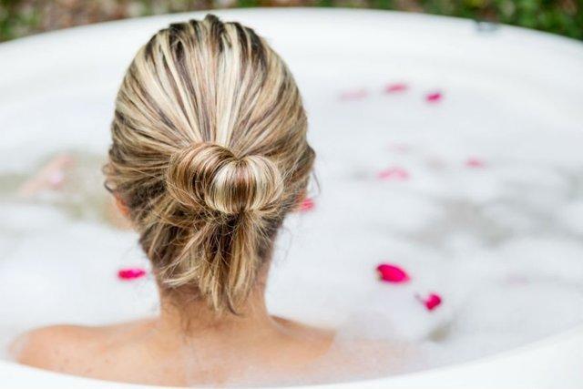 Техника проведения гигиенической ванны