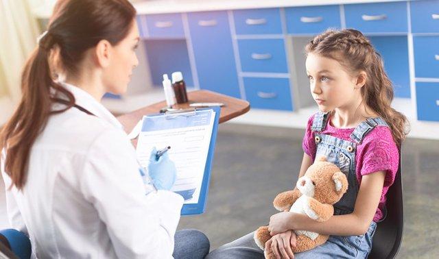 Проблемы кожи и слизистых ребенка