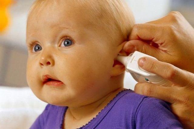 Техника измерения температуры тела детей различного возраста