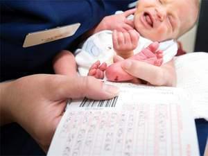 Неонатальный скрининг новорожденных