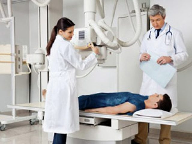 Подготовка к холецистографии и внутривенной холеграфии