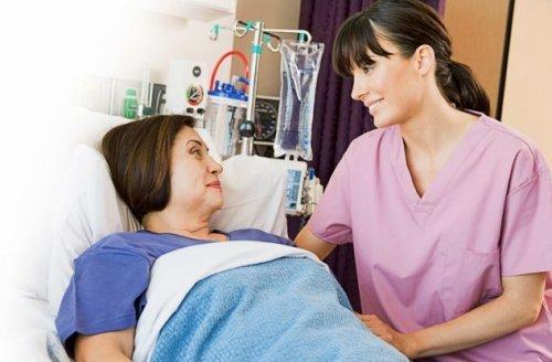 Сестринский процесс при хронической сердечной недостаточности