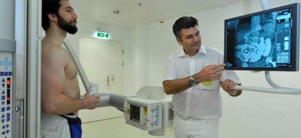 Подготовка больного к ирригоскопии