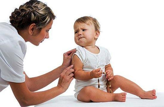 Техника проведения ребенку противотуберкулезной вакцинации и ревакцинации