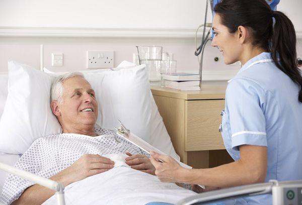 Приготовление постели пациента, техника выполнения