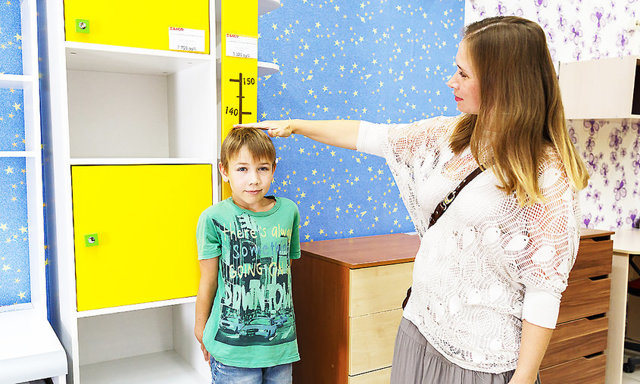 Техника измерения длины тела детям до года и старше